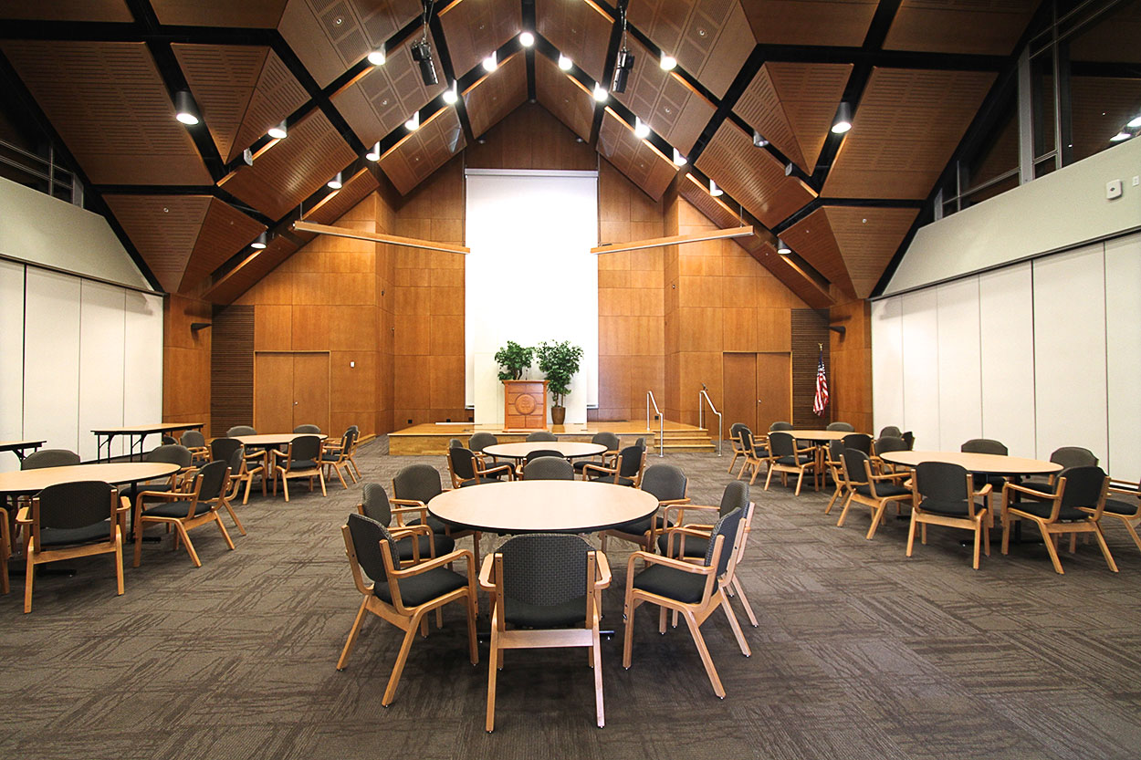 The Whitley Theological Center Oblate