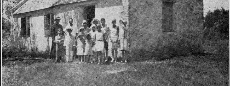 La Lomita chapel, June 1936 002