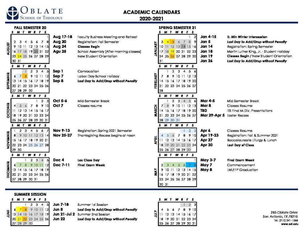 Utsa Academic Calendar 2022.S P R I N G 2 0 2 1 A C A D E M I C C A L E N D A R U T S A Zonealarm Results